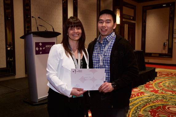 Sylvie Lambert and Jason Hu ARCC Conference 2015