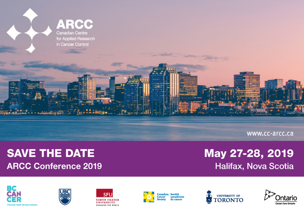 ARCC Conference 2019 - Canadian Centre for Applied Research in